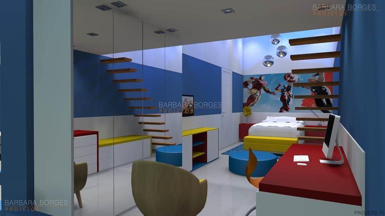 quarto de criança decorado quartos infantil feminino