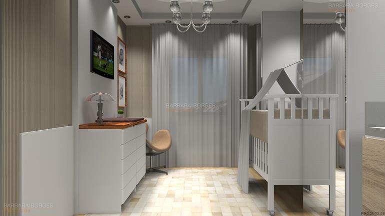 quarto infantil com papel de parede quartos infantis