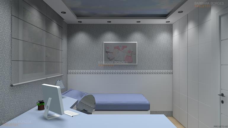 quartos jovens