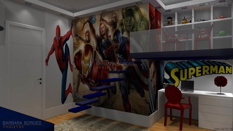 quarto infantil com papel de parede quartos meninas