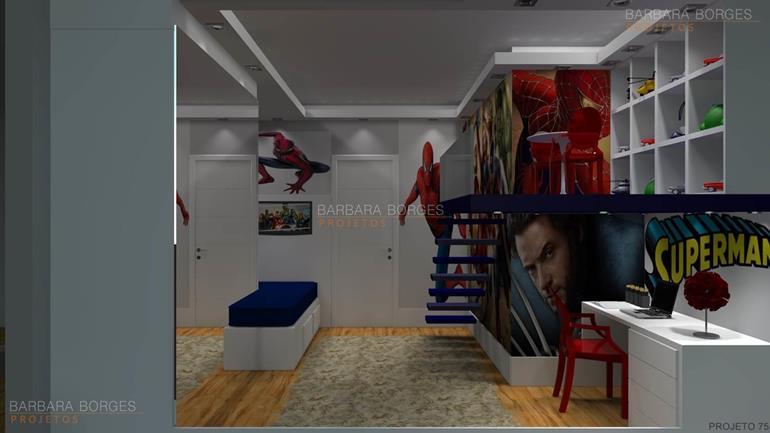 quarto para dois meninos quartos pequenos planejados