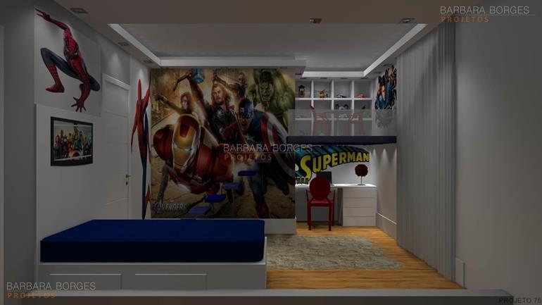 quarto pequeno de menino quartos planejados