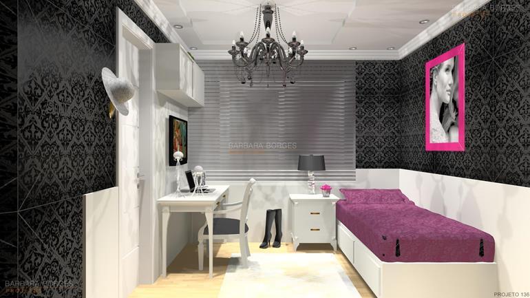 quiosques com churrasqueira quartos planejados