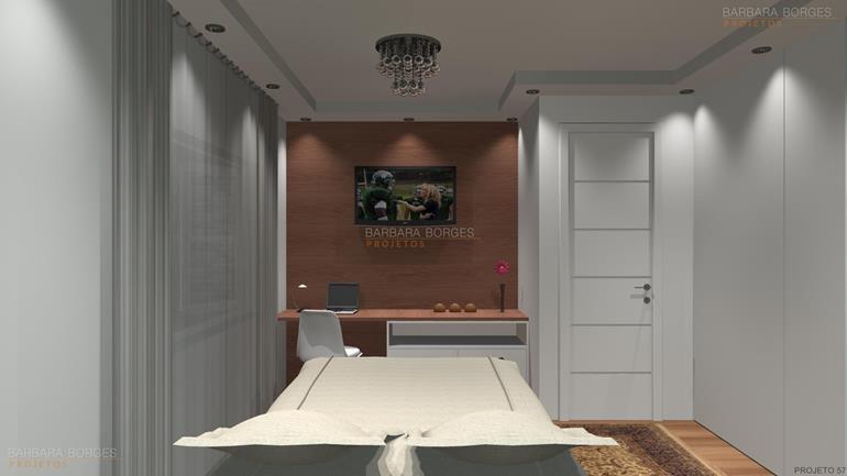 quartos juvenis femininos quartos planejados casal