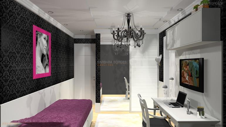 revestimentos para banheiros pequenos quartos planejados solteiro