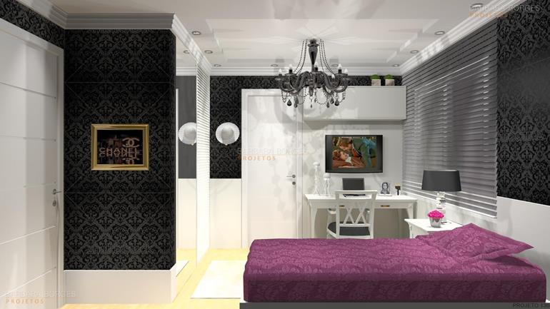 revestimentos parede quartos servico
