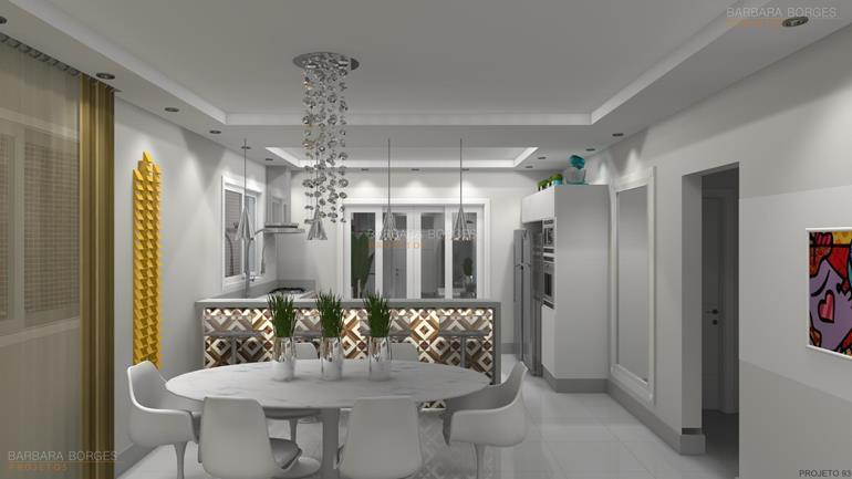 salas de estar simples reforma apartamento