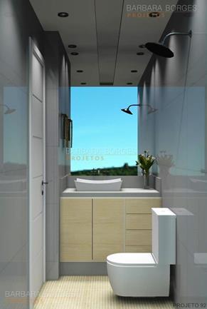 reforma banheiro pequeno