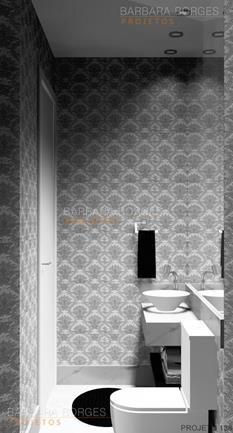 sala estar e jantar reforma banheiro pequeno