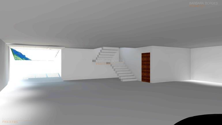 salas de estar simples reforma construção