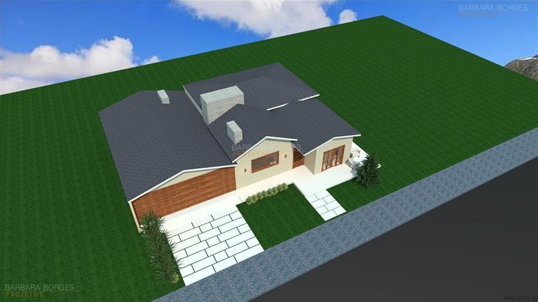 projetos de casas em 3d reformar casa