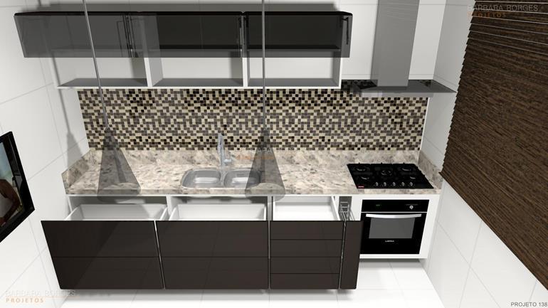 projetos de fachadas de casas revestimento cozinha