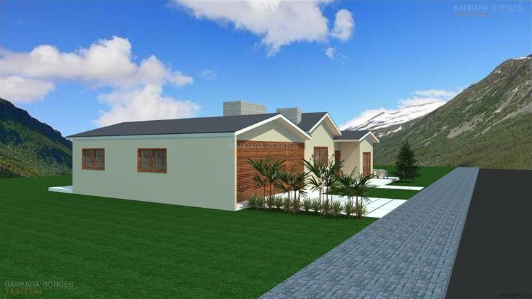 projeto construção casas revista casas