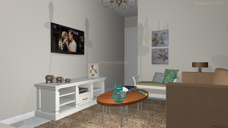 area de serviço organizada sala decoração