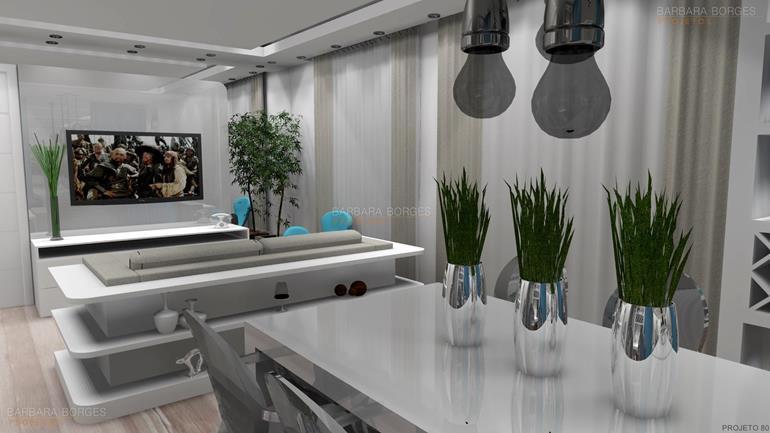 armario de cozinhas sala decoração