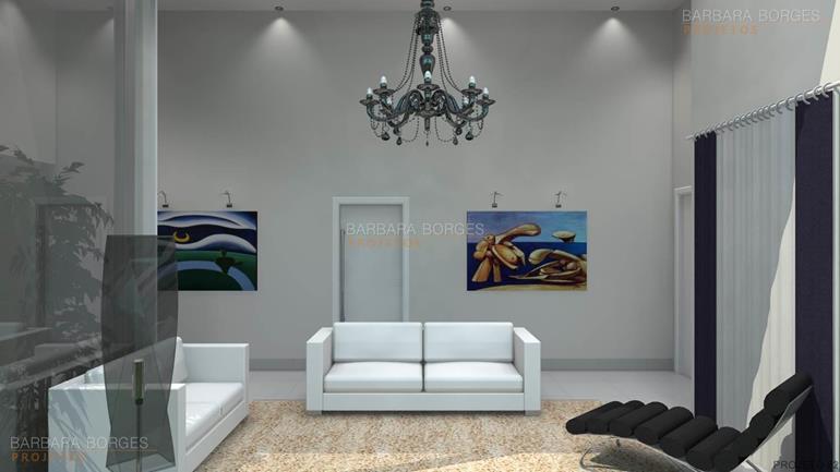 sala estar decorada