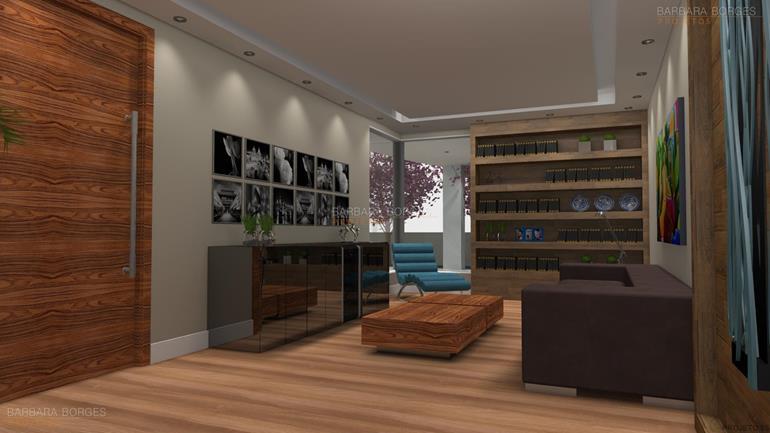 projetos de casas 3d sala estar decorada