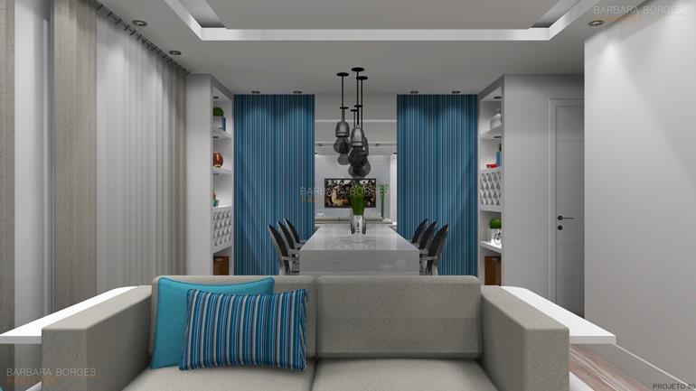 arquitetos renomados sala intima