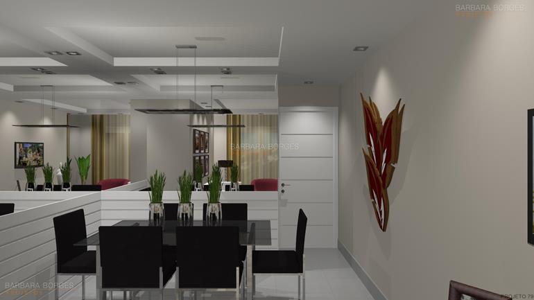 balcões para banheiro sala jantar decorada