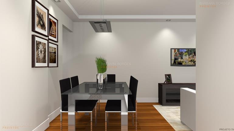 blog decorar sala jantar pequena