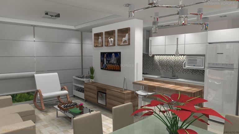 arquitetura e decoração de interiores sala planejada
