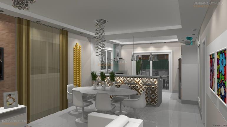 blogs de decoração de interiores salas decoradas