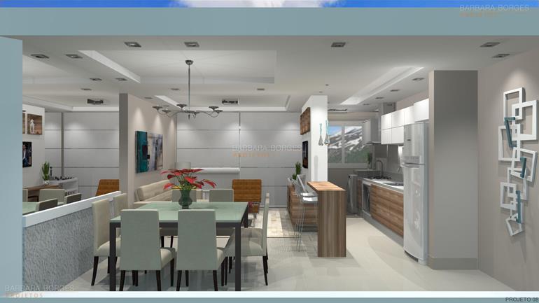 blogs de decoração de interiores salas estar jantar