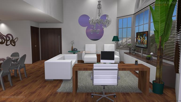 blogs de decoração de interiores salas modernas