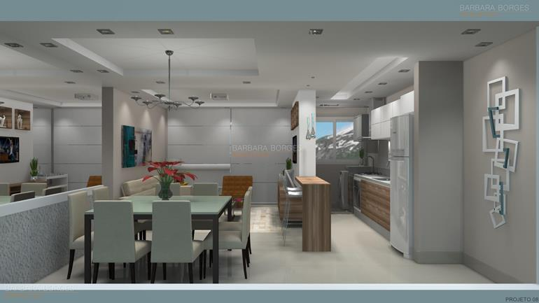 casa com decoração salas tv