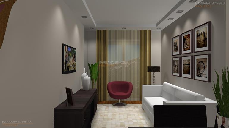 como decorar o quarto com fotos salas tv