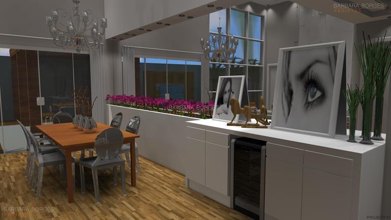blogs de decoração de interiores salas tv decoradas