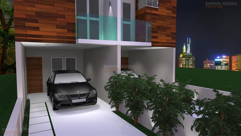 decoração de apartamentos modernos sobrado 3 suites garagem