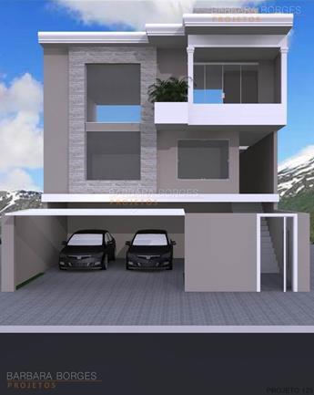 decoração de varanda de apartamento sobrado moderno 3 suites