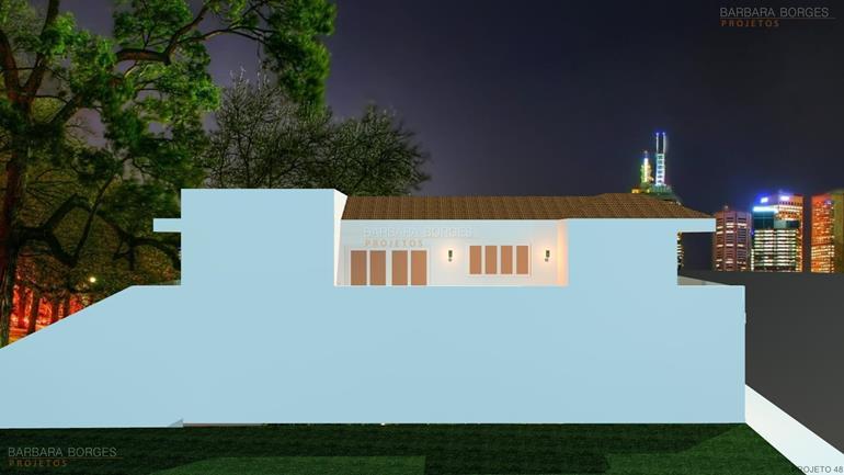 decoração para area de lazer terrea 3 quartos varanda gourmet