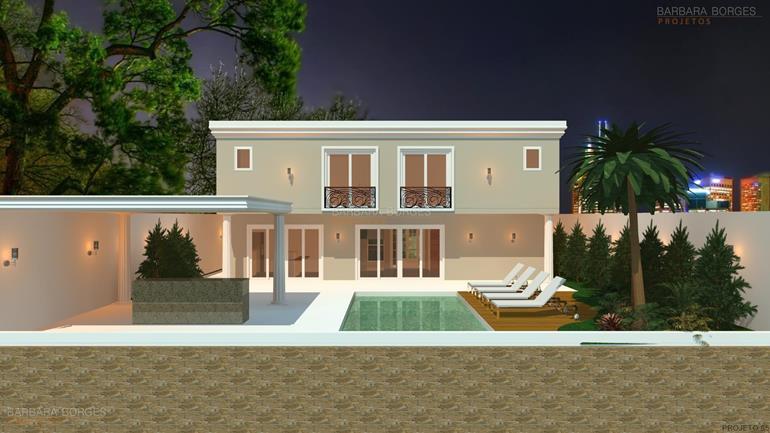 Tipos piscina casa barbara borges projetos - Tipos de tejados para casas ...