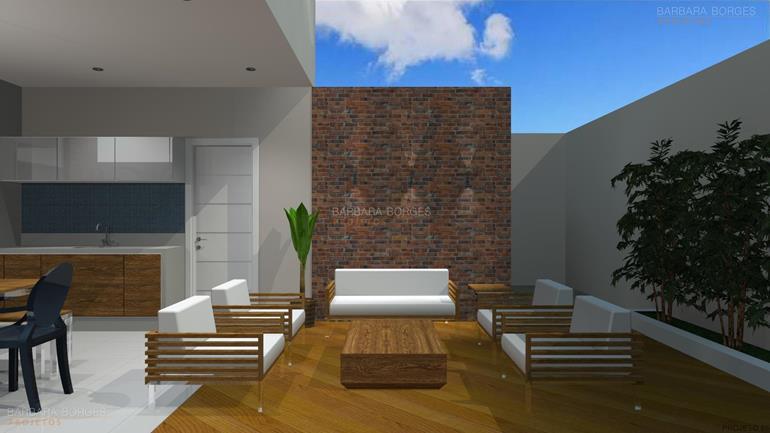 decorar ambientes pequenos varanda