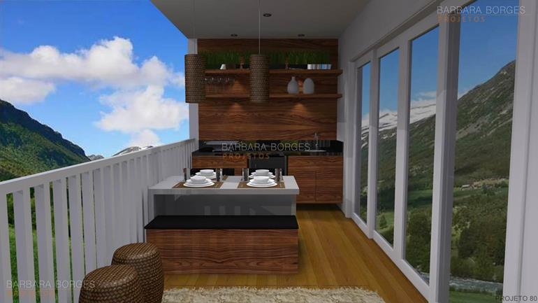 decoração salas de estar varanda churrasqueira