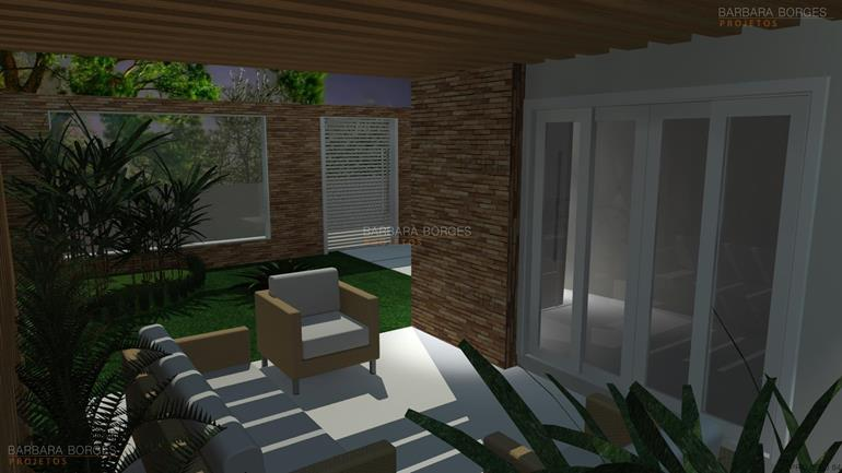 decoração quartos casal varanda gourmet